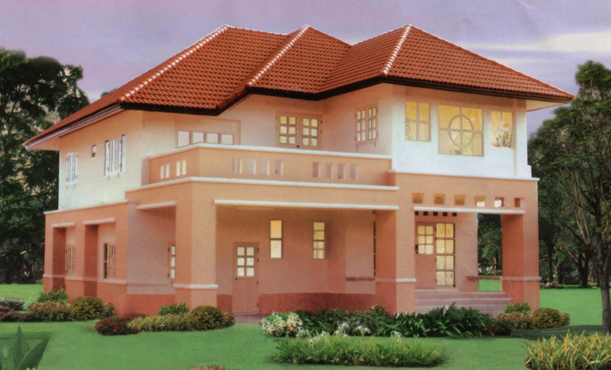 hus i thailand